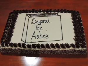 11 Celebratory cake made by Gympie Regional Library